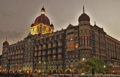 Série «Palaces de légende»: le Taj Mahal Palace Hotel, la perle de Bombay