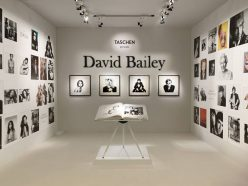 Taschen rend hommage à David Bailey avec un livre collector