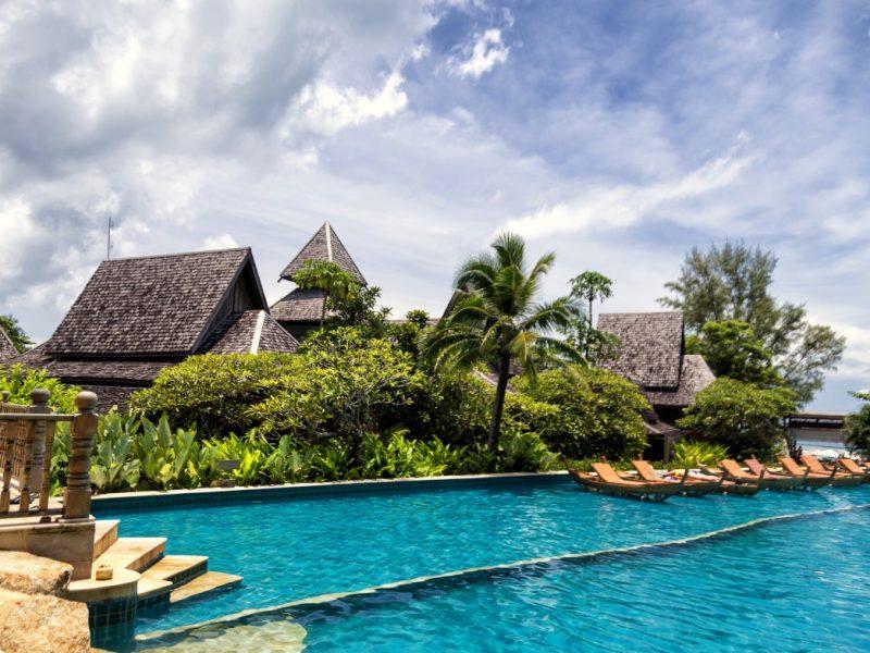 Croissance de l'immobilier de luxe en Thaïlande