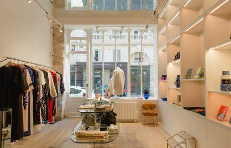 The Place London ouvre sa 1e boutique à Paris