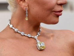 Oscars 2019 : le collier Tiffany Diamond brille sur le tapis rouge