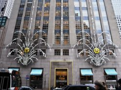 Tiffany rénove sa boutique mythique de la 5e avenue