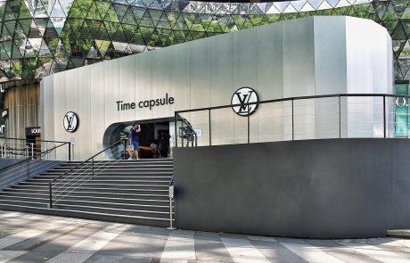 Time Capsule : l'exposition qui retrace l'histoire de Louis Vuitton