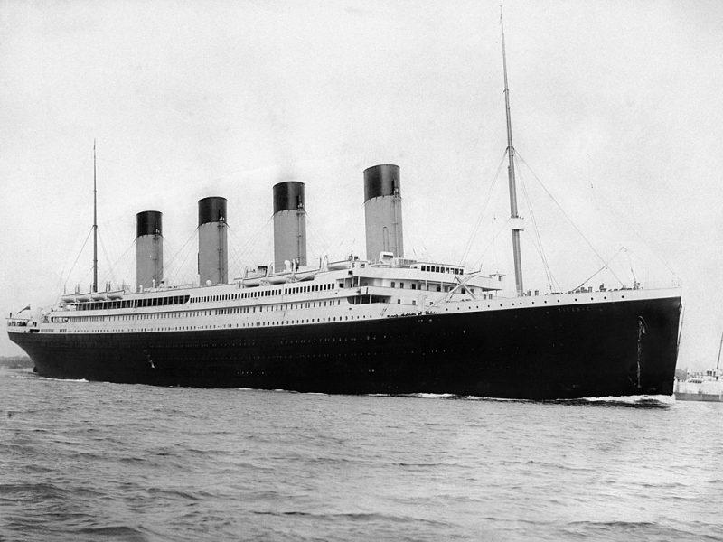 Titanic II : la copie du bateau mythique doit prendre la mer en 2022