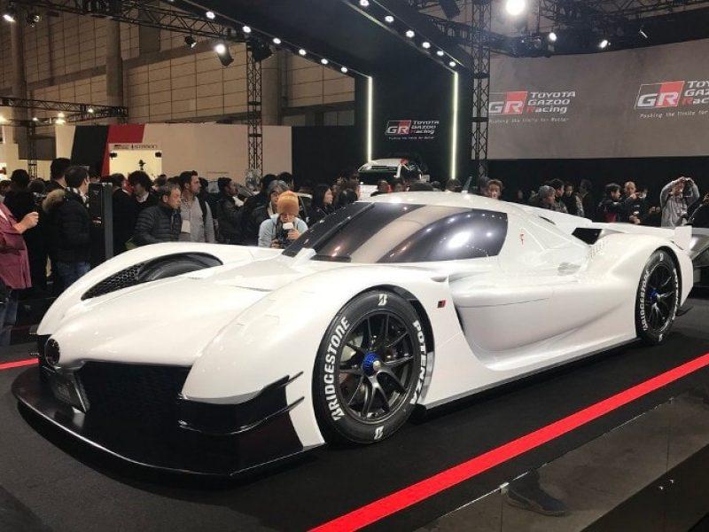 Toyota veut lancer une voiture électrique de luxe