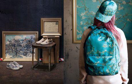 Vans s'inspire du musée Van Gogh pour une collection capsule