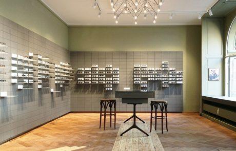 VIU : la marque de lunettes suisse s'installe à Londres