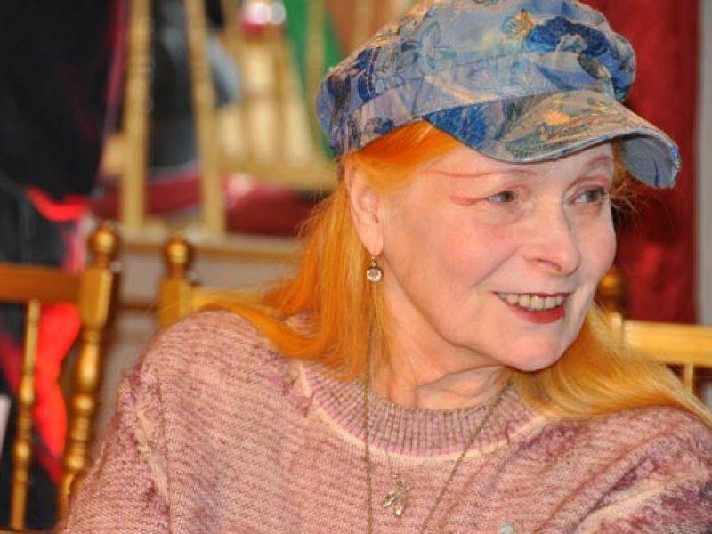 Vivienne Westwood conçoit une capsule pour Asics