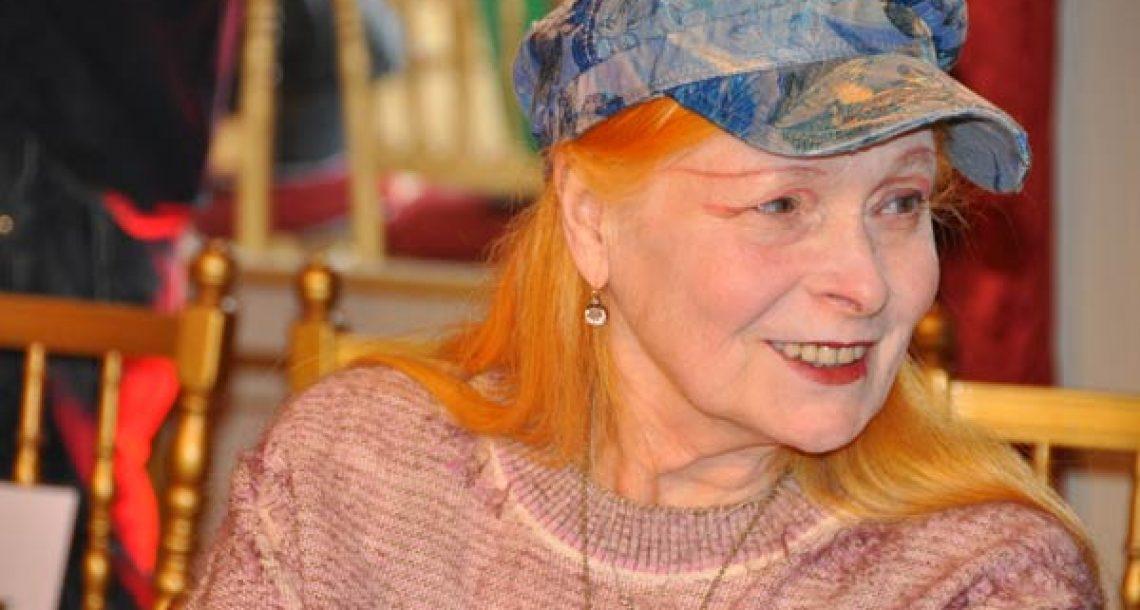 Climate Revolution : Vivienne Westwood lutte contre le changement climatique