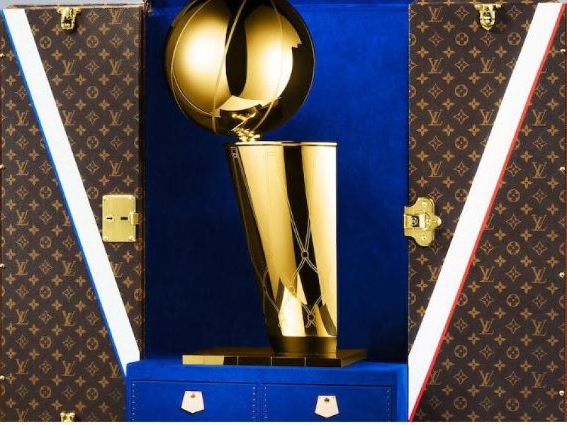 Vuitton partenaire du trophée Larry O'Brien
