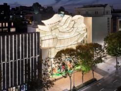 Louis Vuitton inaugure une boutique à Séoul