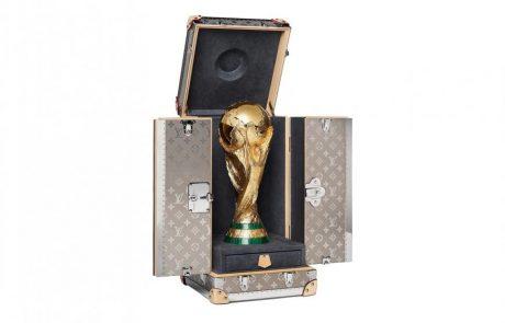 Louis Vuitton partenaire de la Coupe du monde de football