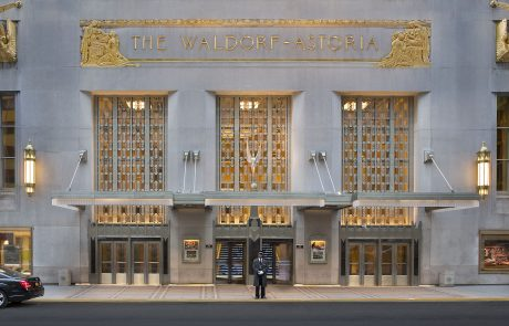 Série « Palaces de légende » : le Waldorf Astoria, l'âme de New York