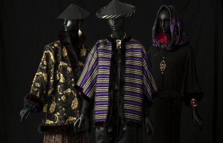 L'Asie rêvée d'Yves Saint-Laurent : 1e exposition du musée parisien