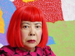 La Fondation Louis Vuitton expose la pièce psychédélique de Yayoi Kusama