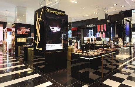 YSL Beauty Hotel : le pop-up store d'Yves Saint Laurent à New York