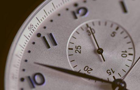 Les exportations de montres suisses en légère baisse
