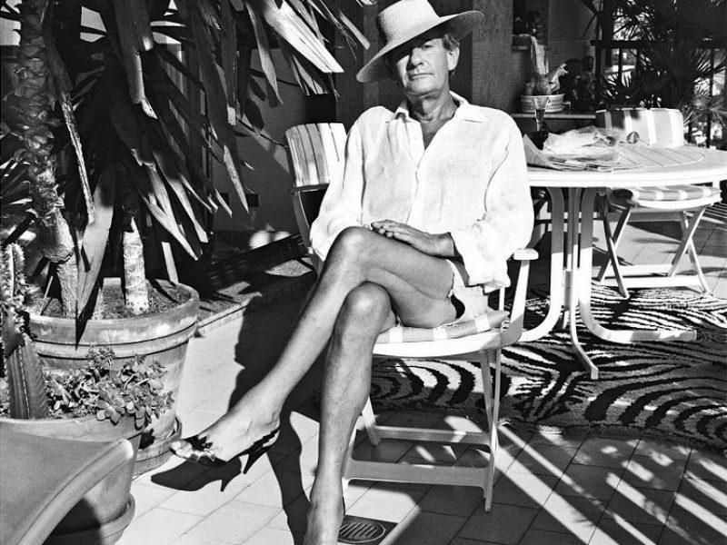 Helmut Newton à Monaco