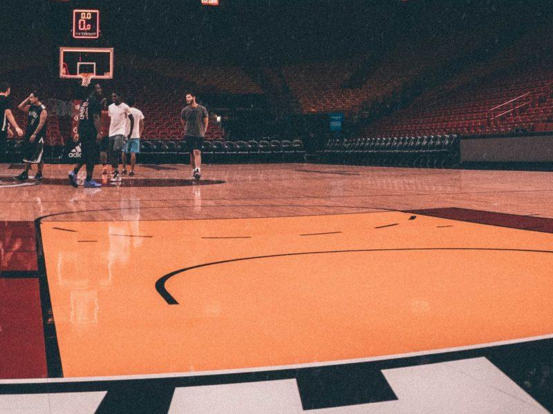 Une collaboration entre Louis Vuitton et la NBA