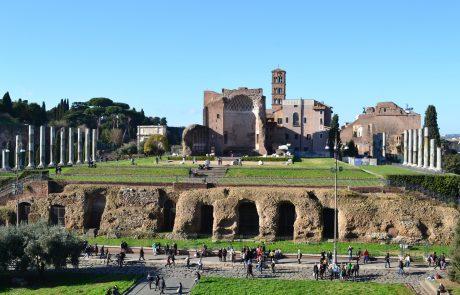 Fendi investit Rome pour son prochain défilé couture