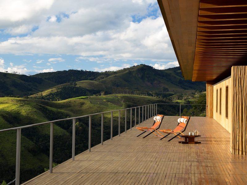 Marcio Kogan signe la nouvelle guest house du Catuçaba Hideaway