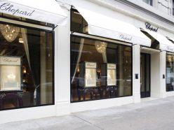 Chopard installe sa plus grande boutique européenne à Londres