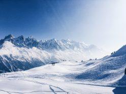 Une collection spéciale ski pour Dior à New York et dans le monde
