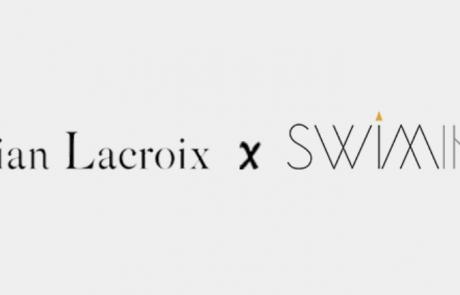 Christian Lacroix revient aux maillots de bain via une collaboration