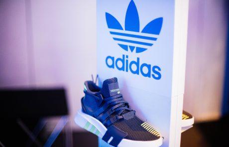 Adidas: une nouvelle boutique disruptive à Londres