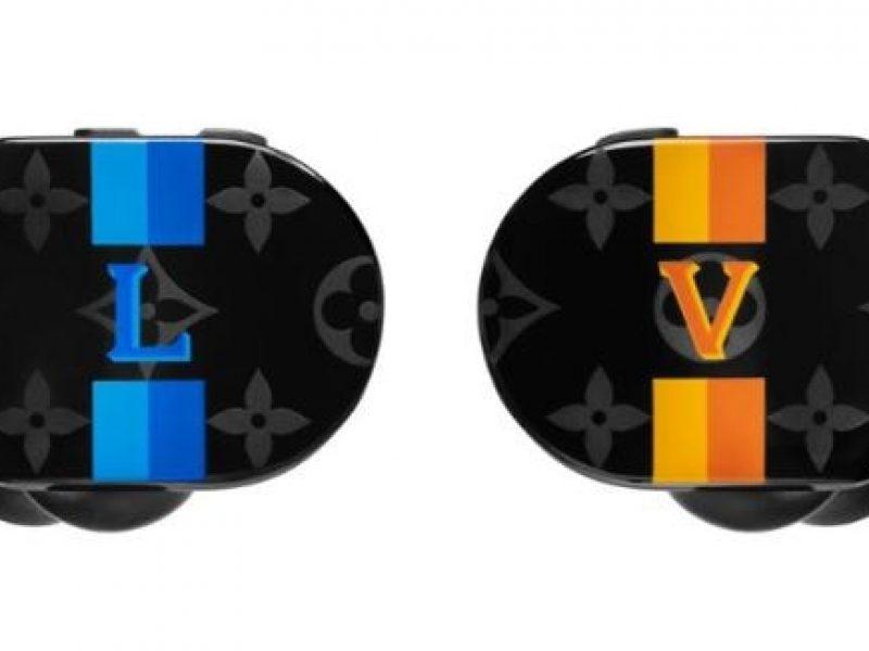 Innovation : des écouteurs sans fils Louis Vuitton