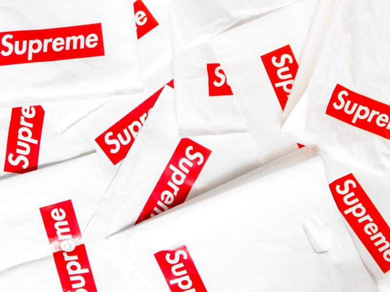 Une vente aux enchères en demi-teinte pour Supreme