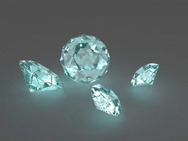 Les producteurs de diamants à l'offensive contre les pierres de synthèse