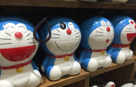 Gucci met en scène Doraemon pour le Nouvel An chinois