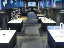 Un nouveau magasin «luxe et beauté» pour Dyson