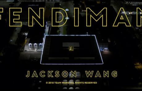 Fendi va révéler sa collaboration avec Jackson Wang