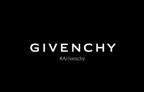 Givenchy se lance sur le net américain