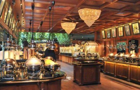 Les Grands Buffets : le restaurant de luxe à volonté