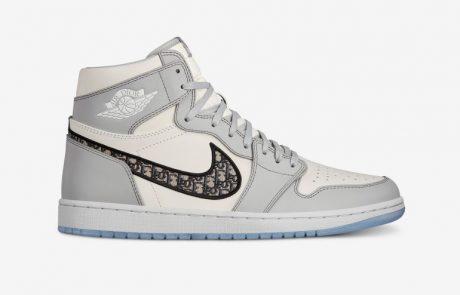 Dior va sortir des Air Jordan 1