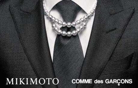 Comme des Garçons dévoile une nouvelle collection de colliers de perles