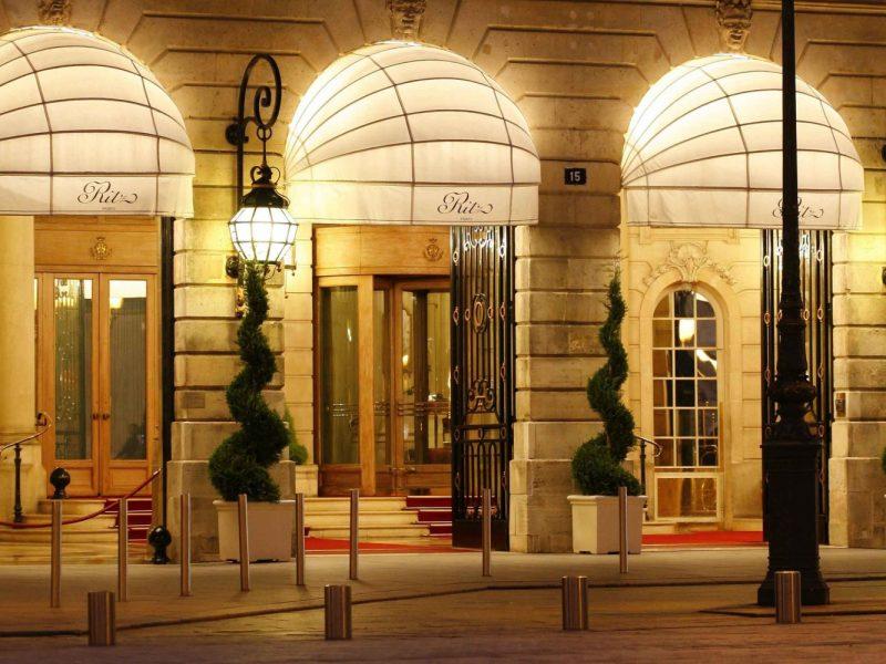 Série «Palaces de légende»: le Ritz, le symbole du luxe à la française (1/2)