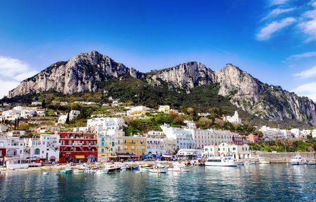 Chanel: Capri, ça commence