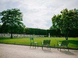 Dior s'associe au musée des Louvre pour la restauration du Jardin des Tuileries