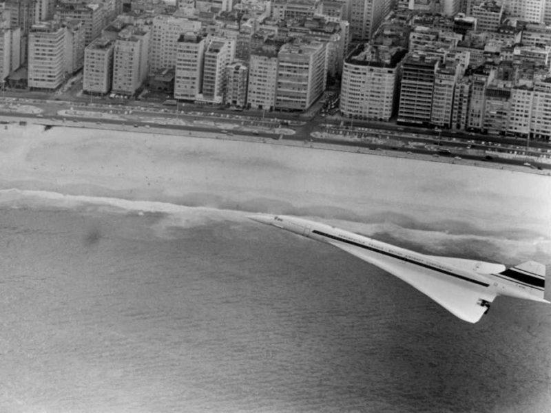 La chute d'Air France