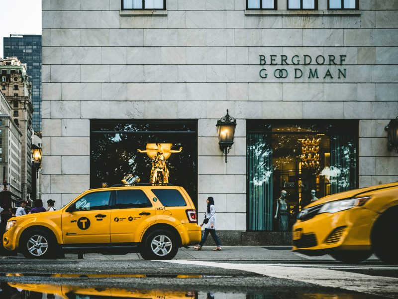 La croisière de Dior fait escale chez Bergdorf Goodman
