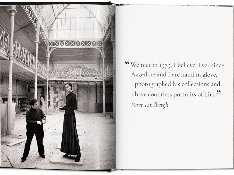 Une exposition à Paris sur les liens entre Peter Lindbergh et Azzedine Alaïa