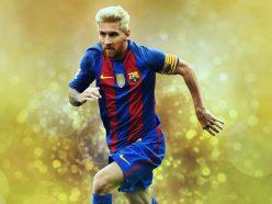 Leo Messi débute dans la mode!