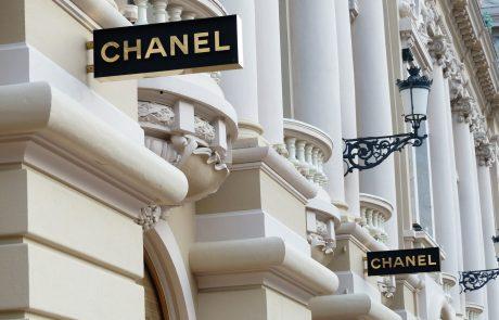 Retour à la maison pour Chanel