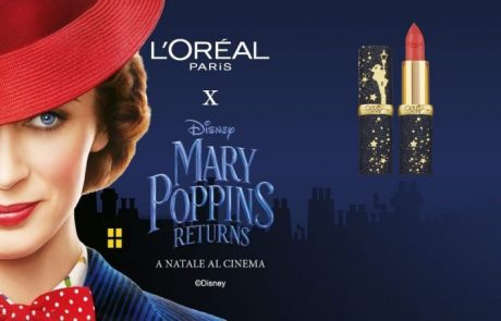 L'Oréal signe une collection Mary Poppins