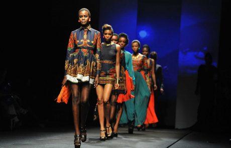 Uché Okonkwo-Pézard fait défiler le luxe africain à Paris