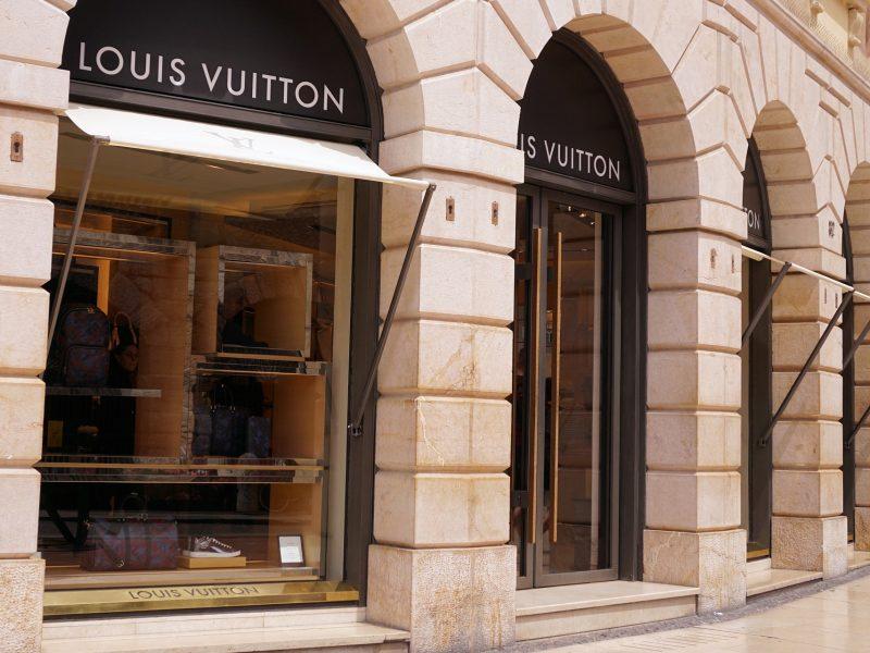 La bougie solidaire de Louis Vuitton
